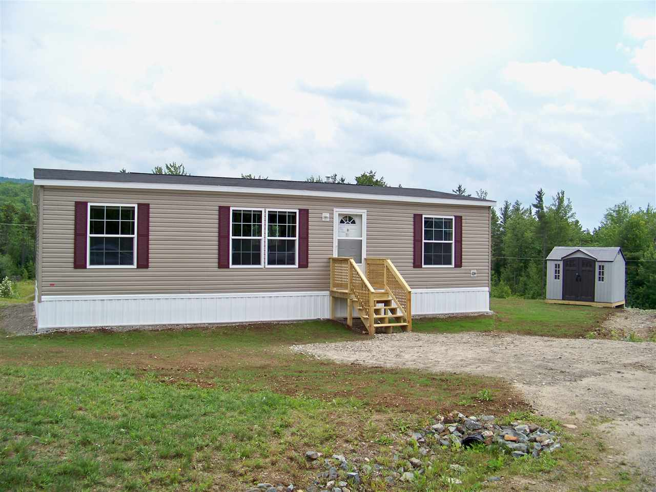 CANAAN NH Mobile-Manufacured Home for sale $$74,900 | $64 per sq.ft.