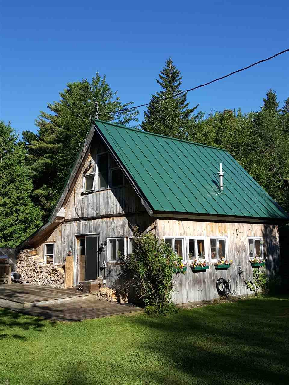 Goshen VT Horse Farm | Property  on Unnamed Stream