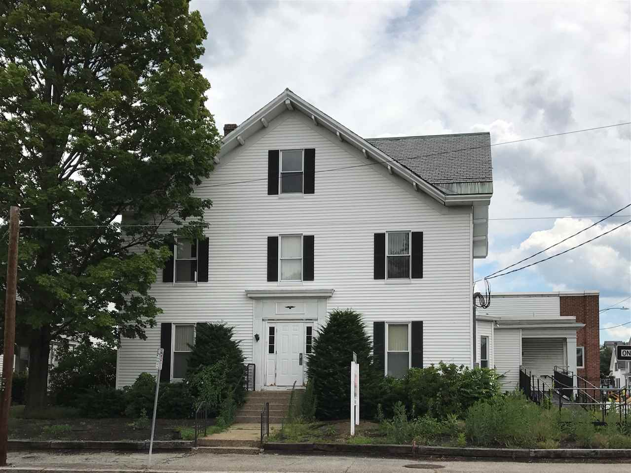 MANCHESTER NH Commercial Property for sale $$415,000 | $42 per sq.ft.