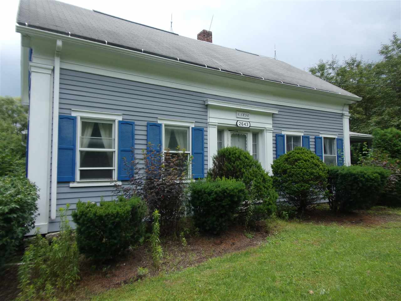 POWNAL VT Home for sale $$155,000 | $86 per sq.ft.