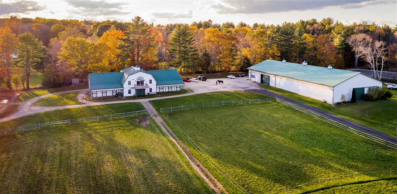 Hampton Falls NHHorse Farm | Property