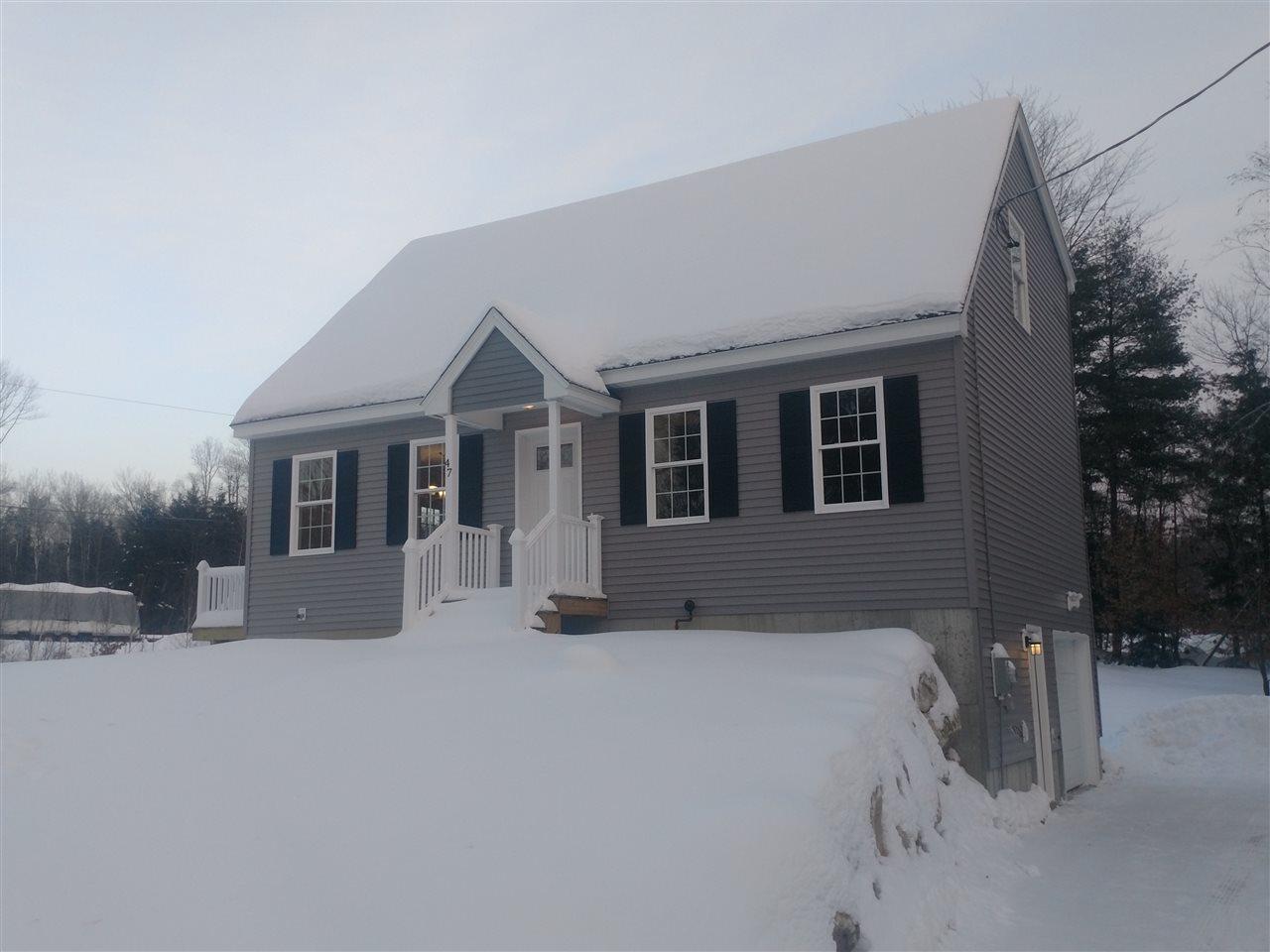 BARNSTEAD NH Home for sale $230,000