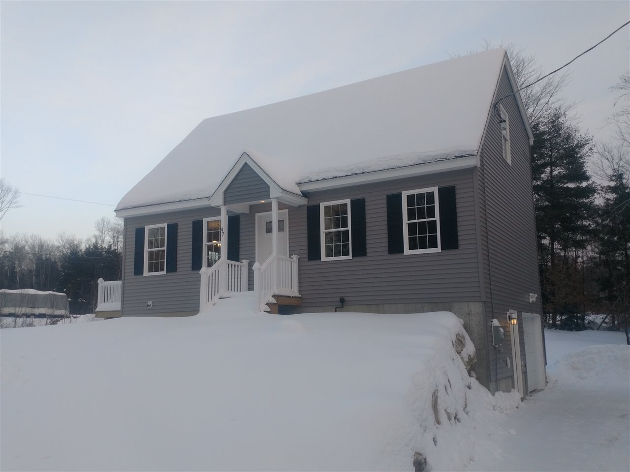 BARNSTEAD NH Home for sale $$236,000 | $154 per sq.ft.