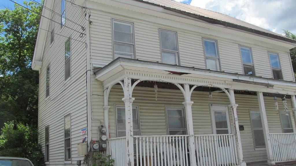 Windsor VT Multi Family for sale $List Price is $59,000
