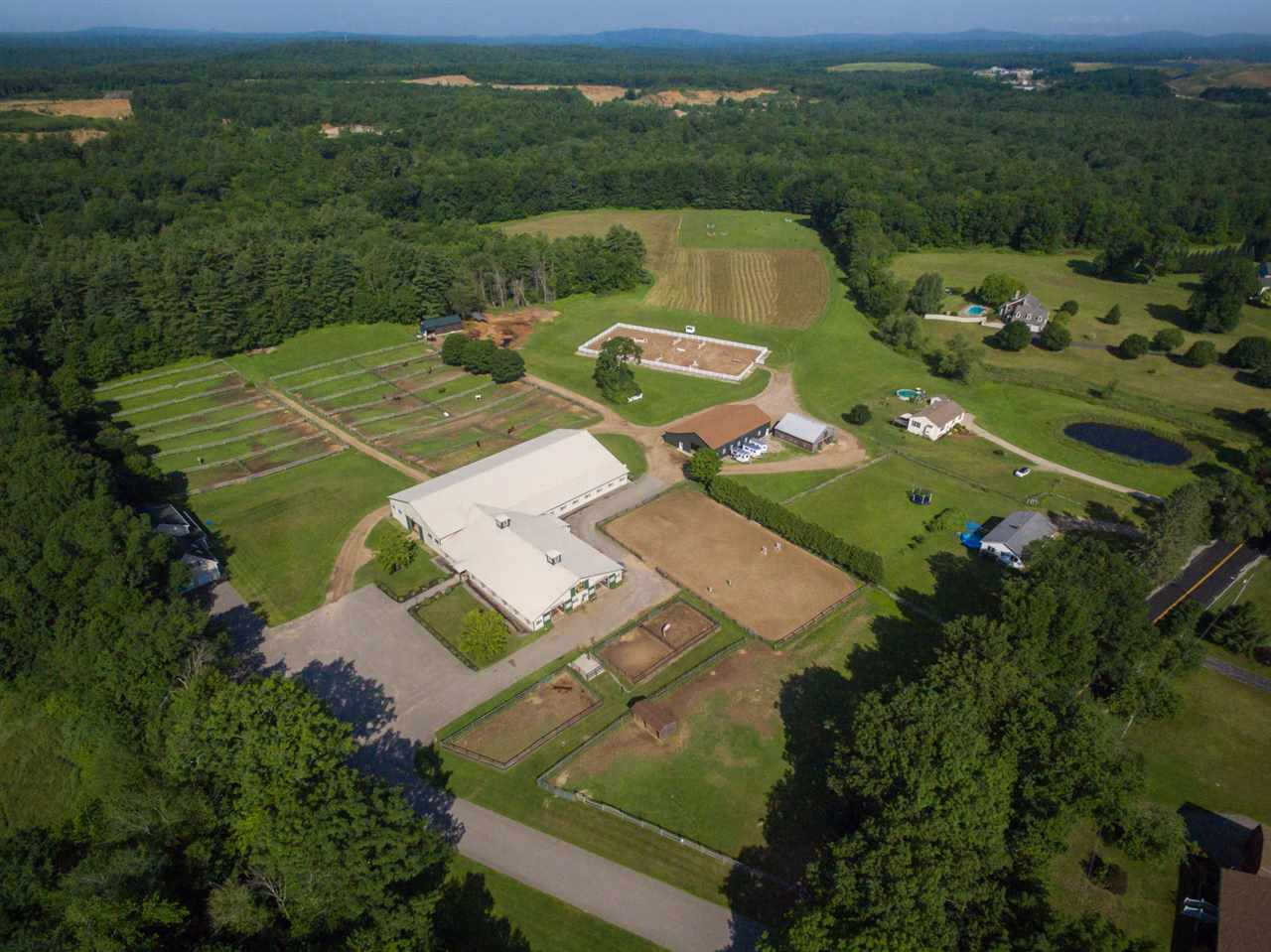 Dover NH Horse Farm | Property