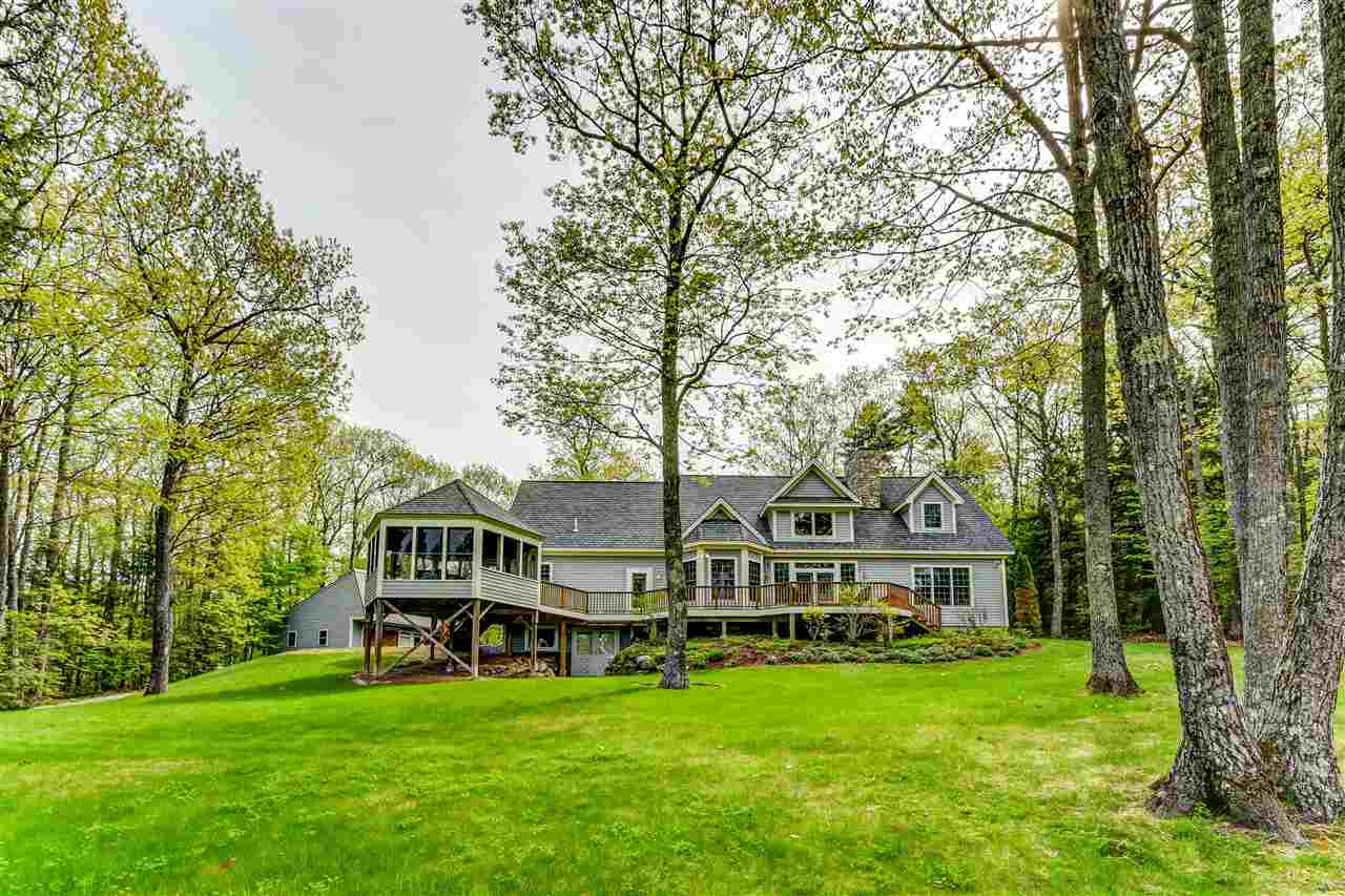 HOLDERNESS NH  Home for sale $689,000
