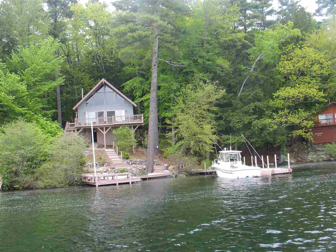 ALTON NH Lake House for sale $$410,000 | $356 per sq.ft.