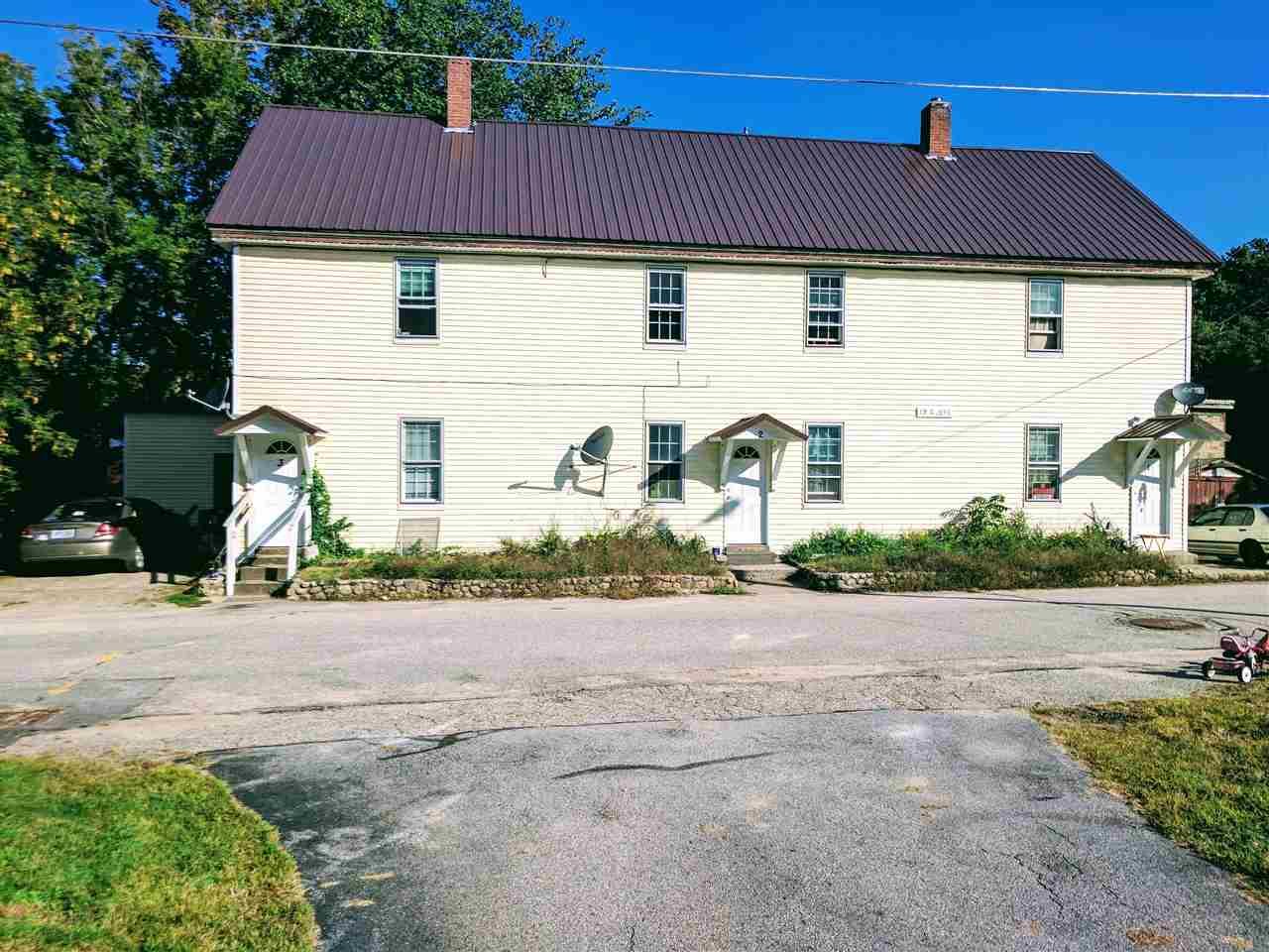 ASHLAND NHMulti Family Homes for sale