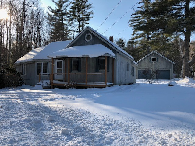 Village of Center Ossipee in Town of Ossipee NH Home for sale $$64,900 $55 per sq.ft.