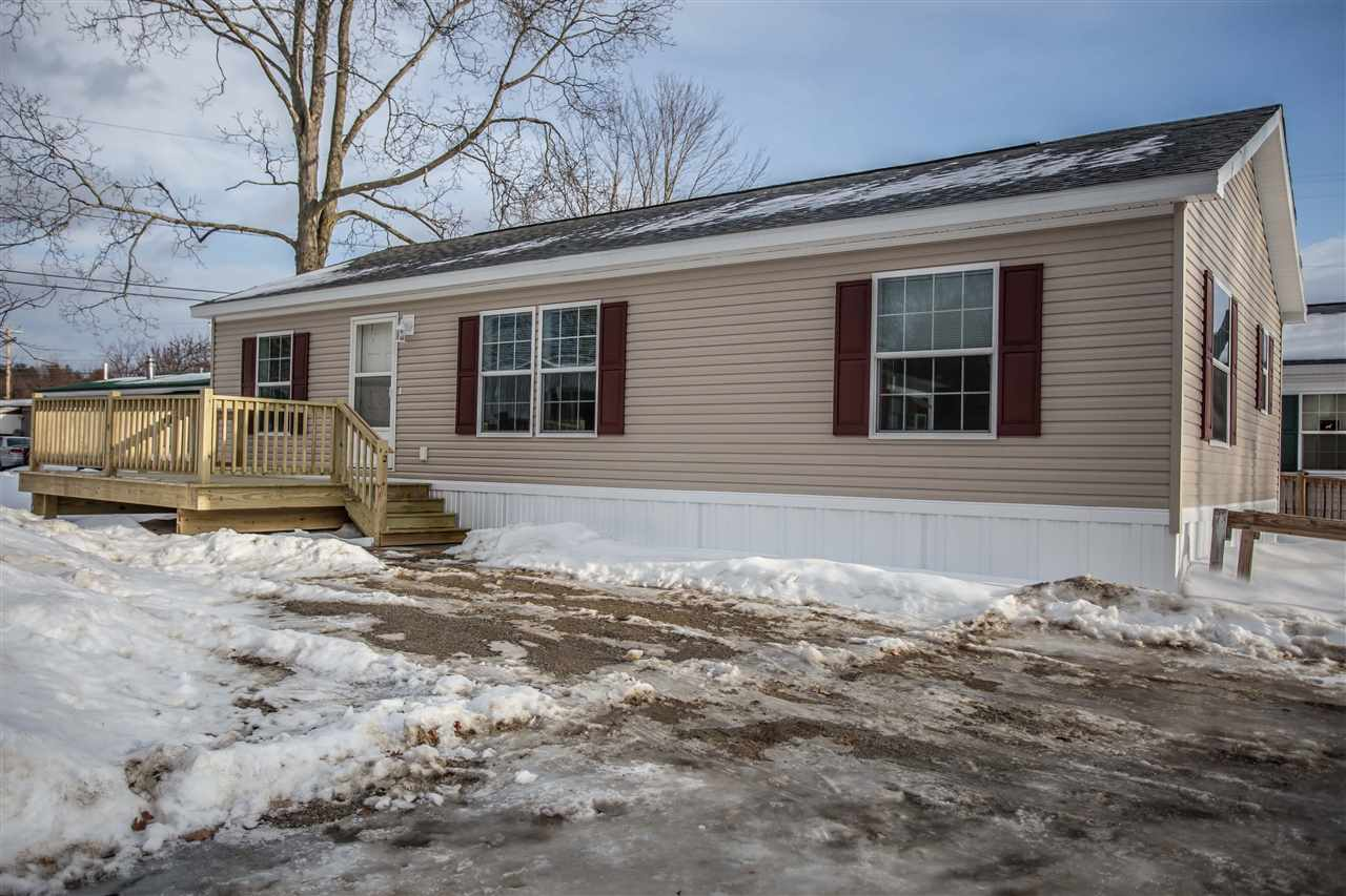 Milford NH Mobile-Manufacured Home for sale $List Price is $105,900