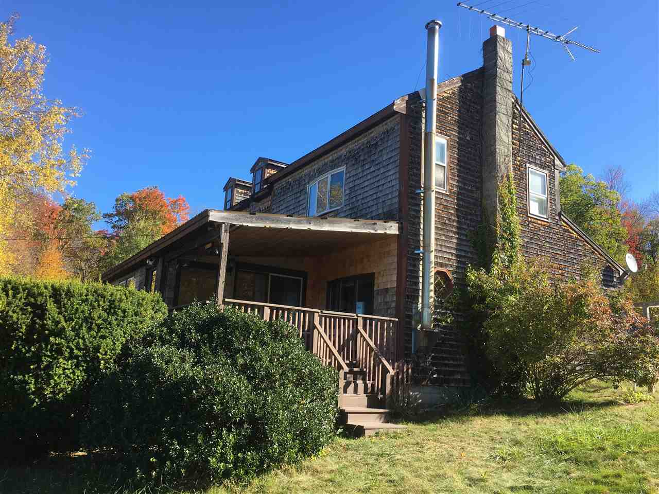 WINDSOR NH Lake House for sale $$199,000 | $96 per sq.ft.