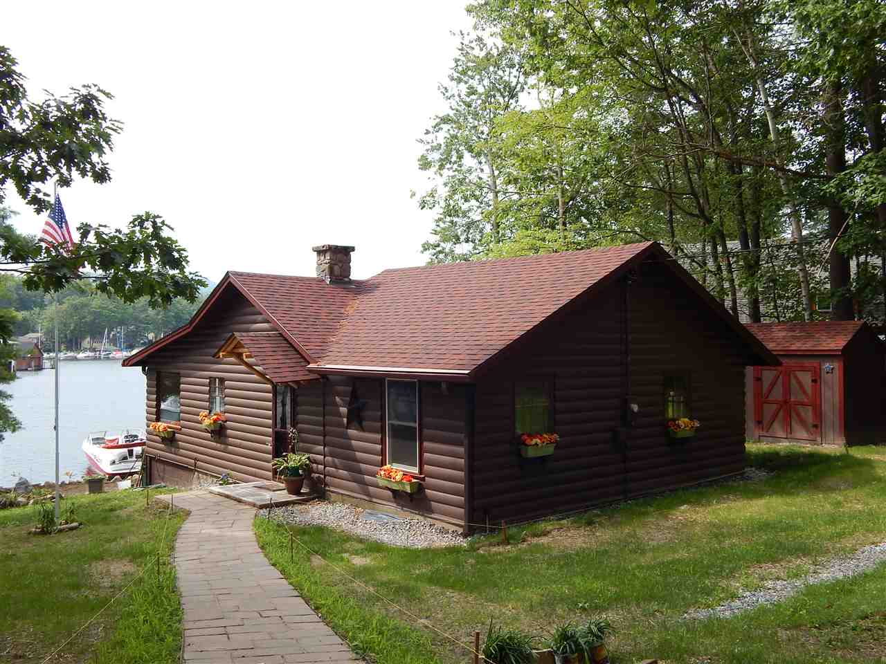 GILFORD NH  Home for sale $895,000