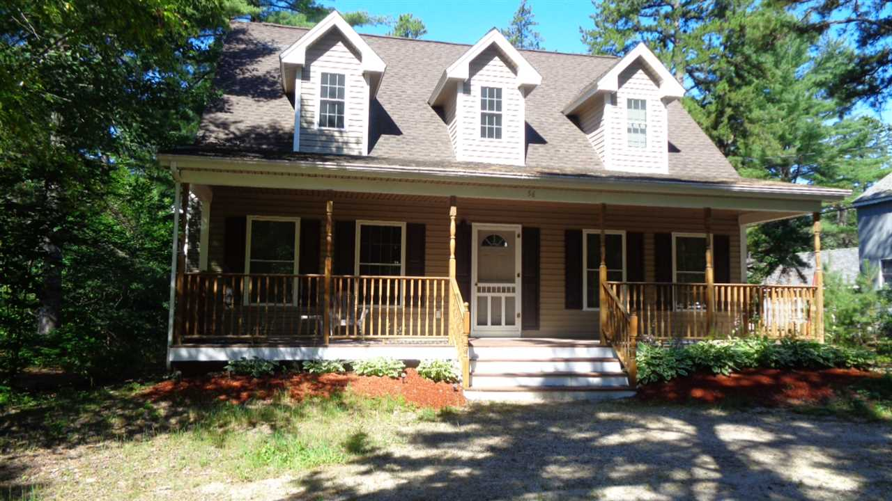 TAMWORTH NH Home for sale $$224,900 | $112 per sq.ft.