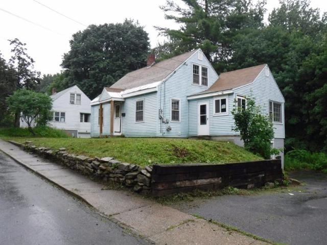 Springfield VT Home for sale $List Price is $46,000