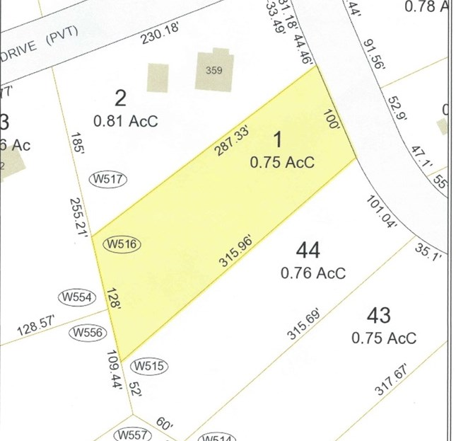 VILLAGE OF EAST WAKEFIELD IN TOWN OF WAKEFIELD NH Land / Acres for sale