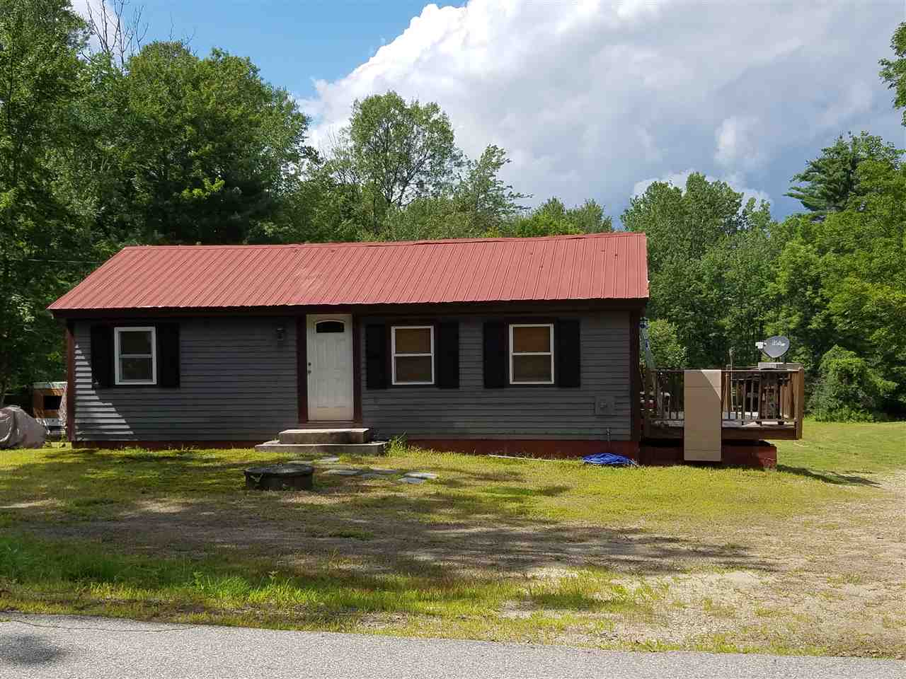 HOLDERNESS NH  Home for sale $239,900