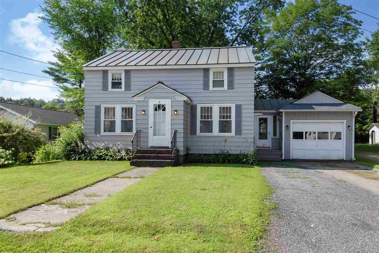 SPRINGFIELD VT Home for sale $$139,900 | $120 per sq.ft.
