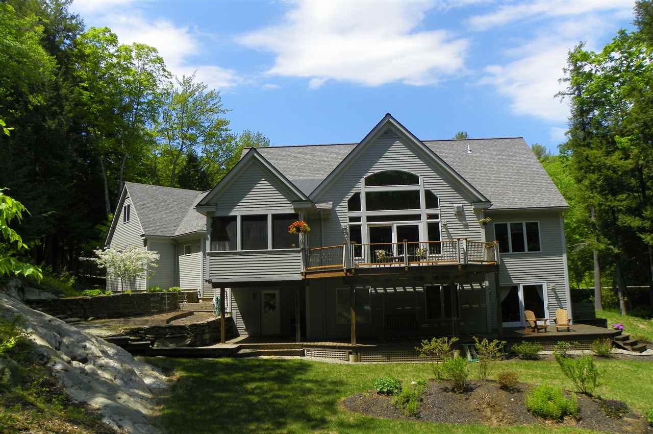Village of Quechee in Town of Hartford VT Home for sale $List Price is $575,000