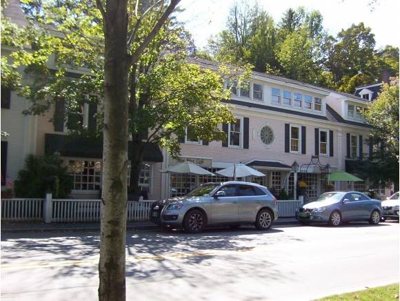 VILLAGE OF WOODSTOCK IN TOWN OF WOODSTOCK VT Commercial Property for sale $$850,000 | $124 per sq.ft.
