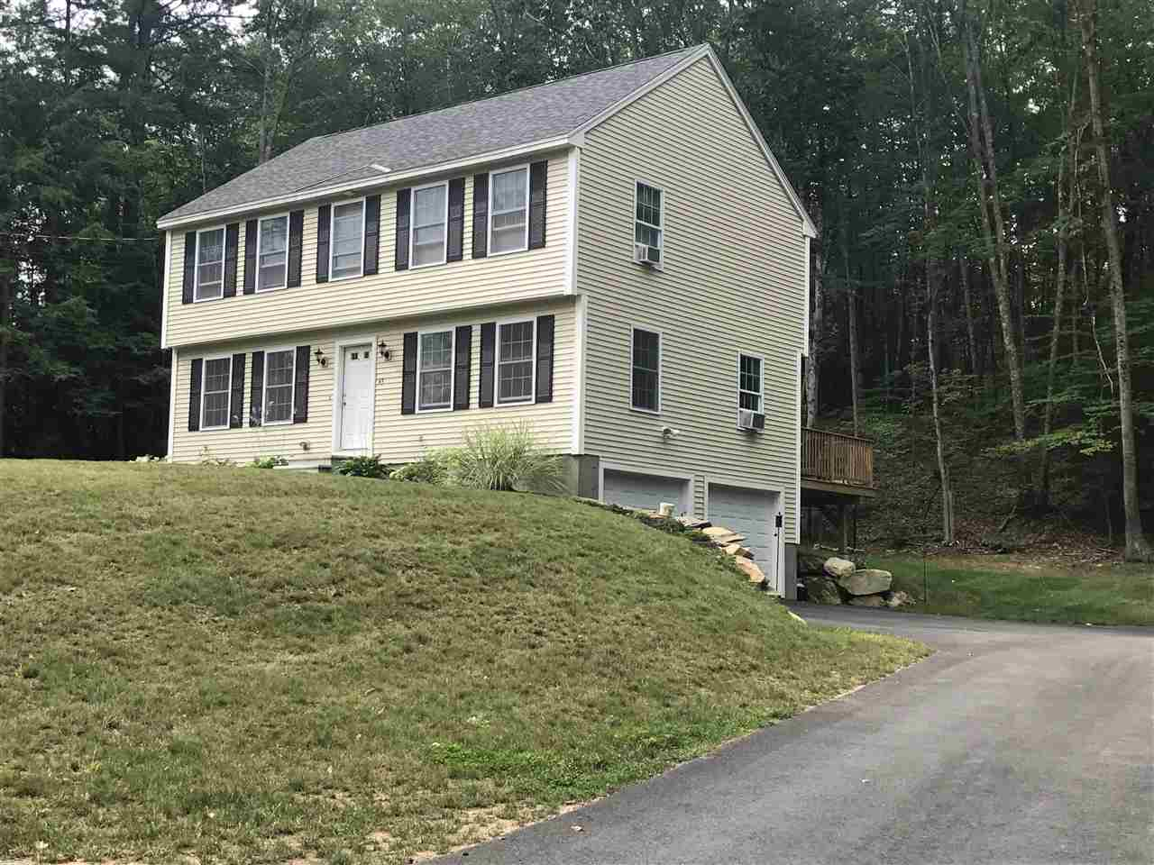 Sandown NH Home for sale $List Price is $339,900