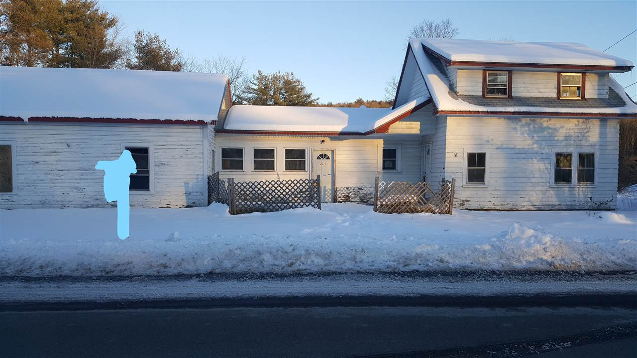 CHARLESTOWN NH Home for sale $$77,000 | $34 per sq.ft.