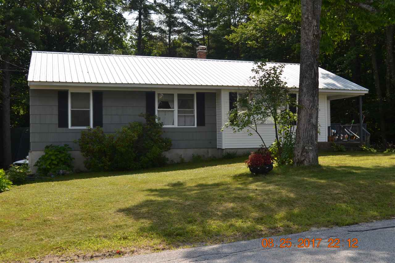 OSSIPEE NH  Home for sale $195,000