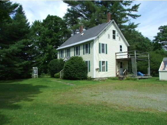 WEATHERSFIELD VT Home for sale $$249,000 | $144 per sq.ft.