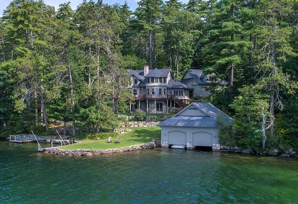 MOULTONBOROUGH NH  Home for sale $4,500,000