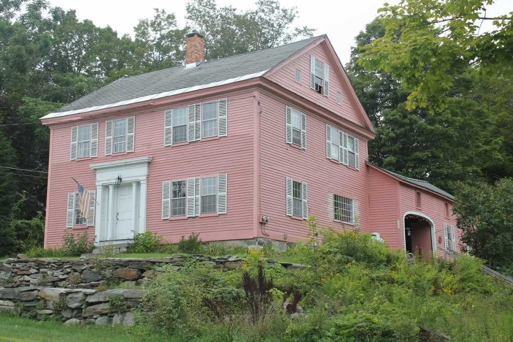 Village of Perkinsville in Town of Weathersfield VTHome for sale $List Price is $249,900