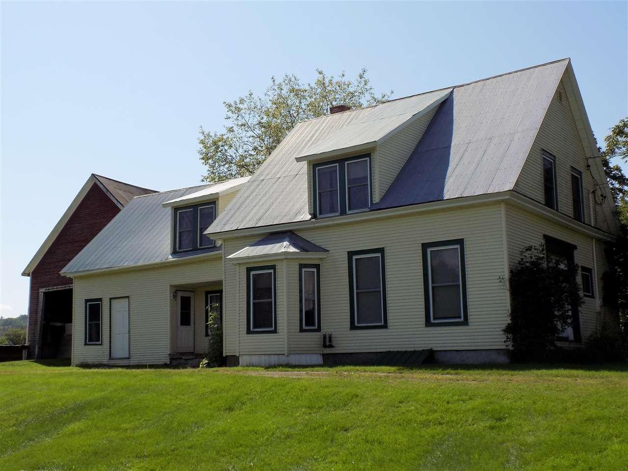 SHEFFIELD VTHome for sale $$149,900 | $67 per sq.ft.