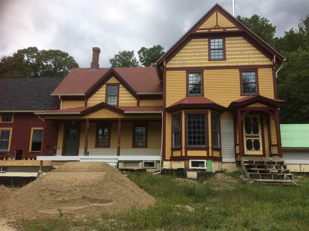 CANAAN NH Home for sale $$120,000 | $37 per sq.ft.