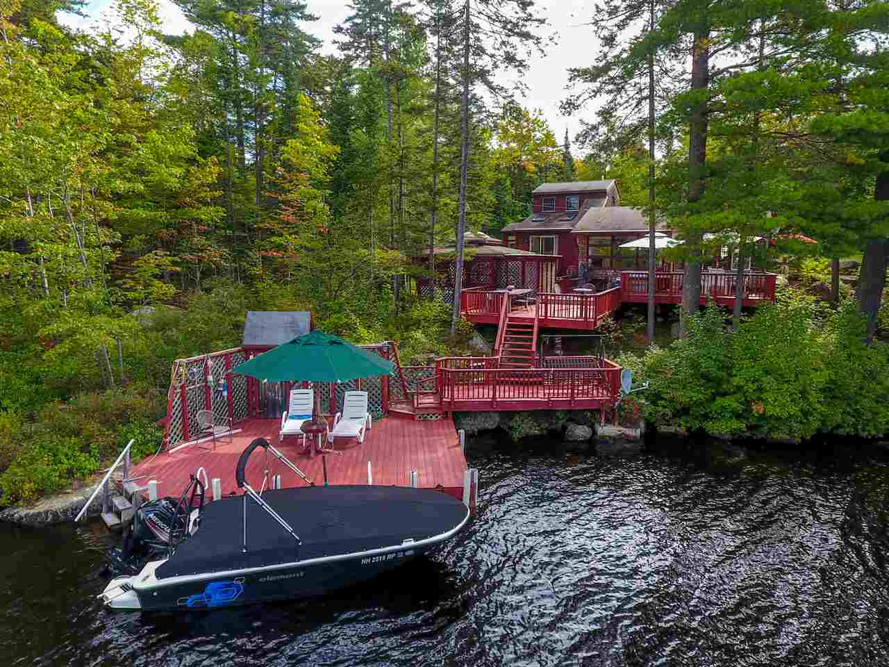 STODDARD NH Lake House for sale $$385,000 | $268 per sq.ft.