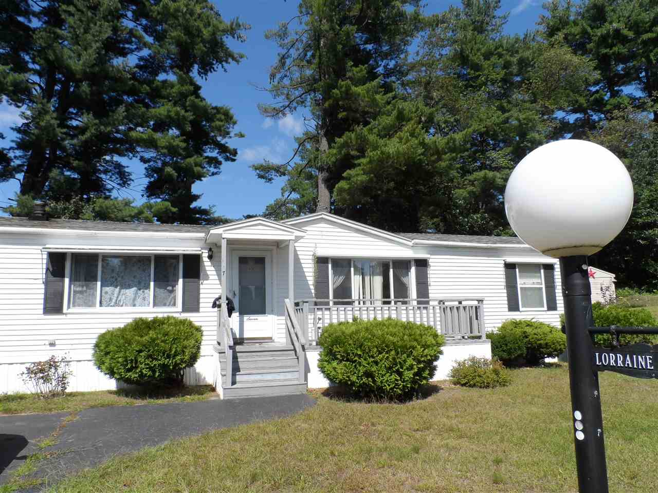Hooksett NH Mobile-Manufacured Home for sale $List Price is $55,000