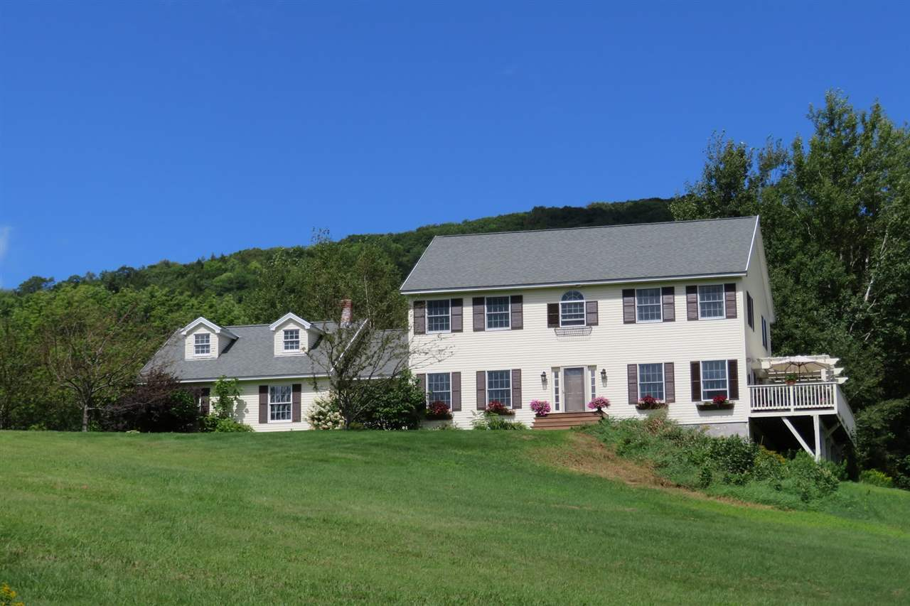 Woodstock VT Home for sale $List Price is $575,000