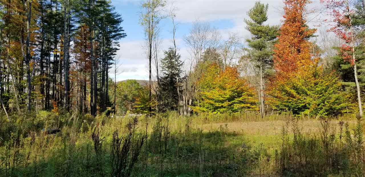 Woodstock VT Land  for sale $List Price is $137,500