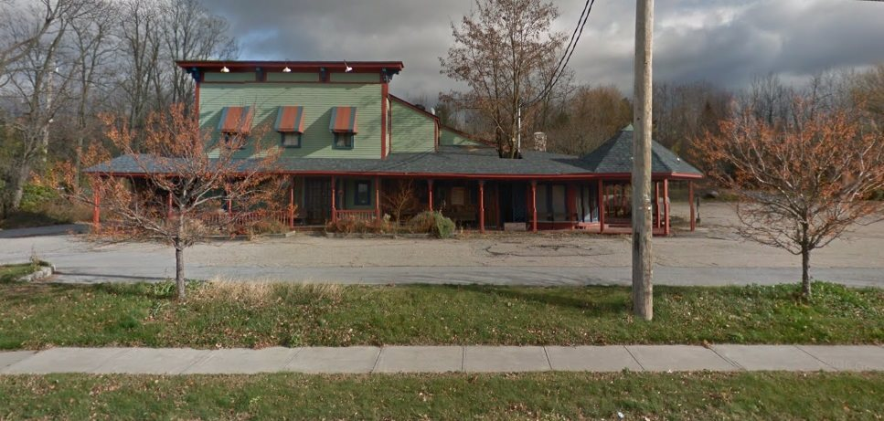 Excellent Exposure  Previously home to the Sirloin Saloon, this 8,882 +/- square foot building now offers a chance for fresh life and great exposure on one of the busiest streets in Chittenden County - Shelburne Road! Own one of very few lots for sale on Shelburne Road or lease the building or land. Features ample parking, public water/sewer and an average traffic count of 9,925 vehicles per day.