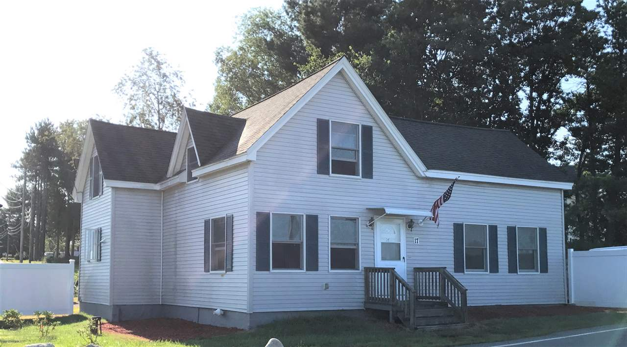 Plaistow NH Home for sale $List Price is $269,600