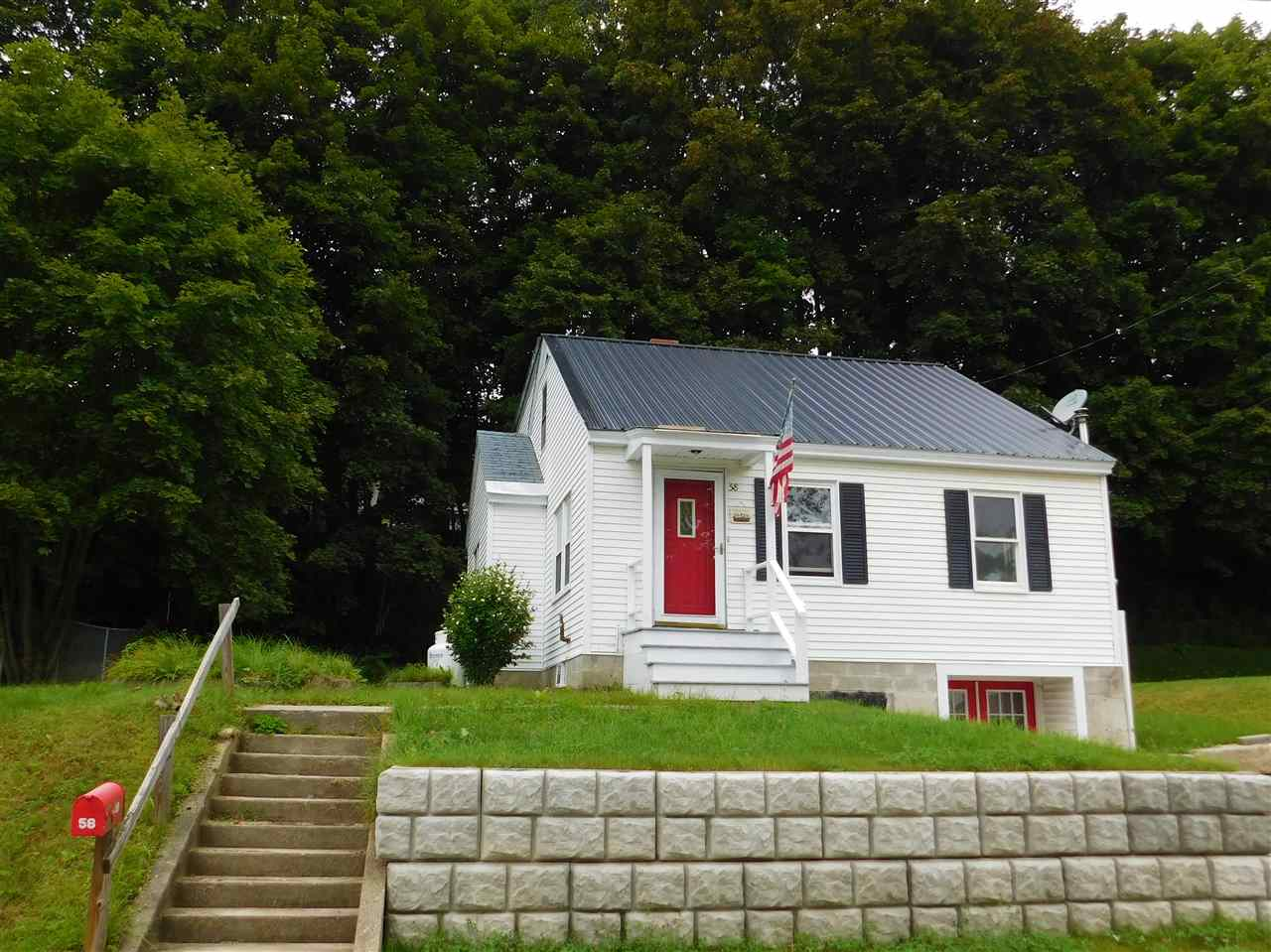 Springfield VT Home for sale $List Price is $85,000