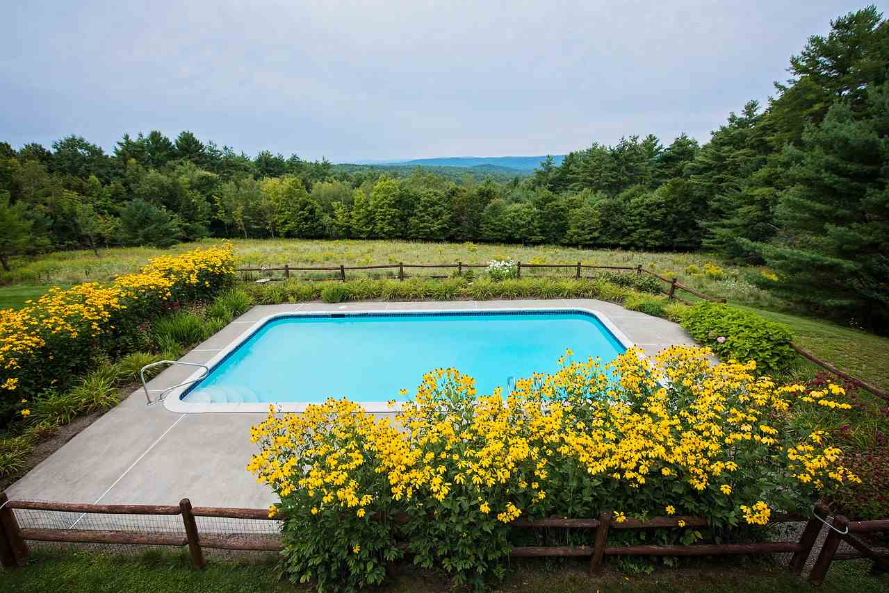 Delightful In-Ground Pool