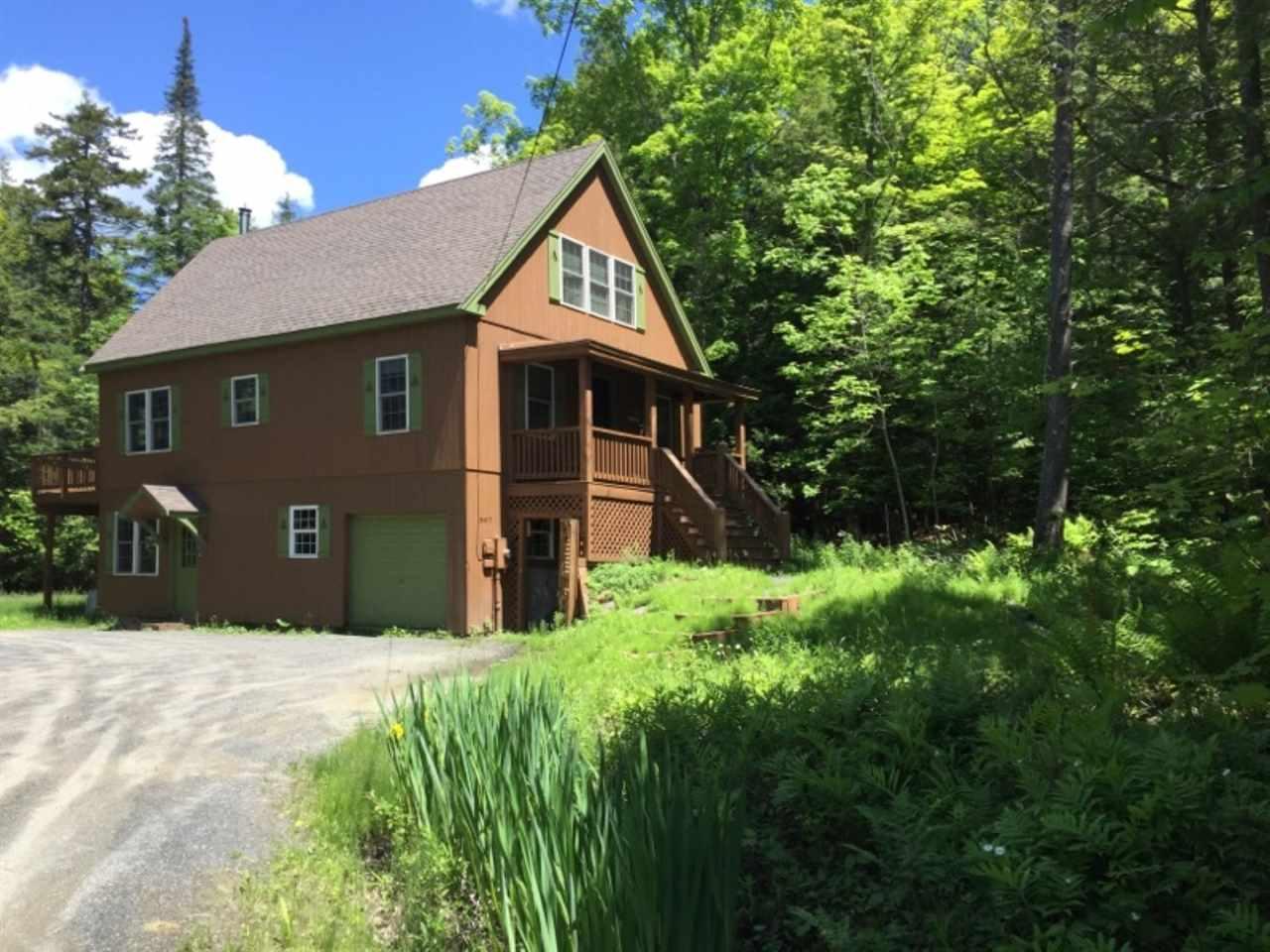 BURKE VTHome for sale $$367,500 | $301 per sq.ft.