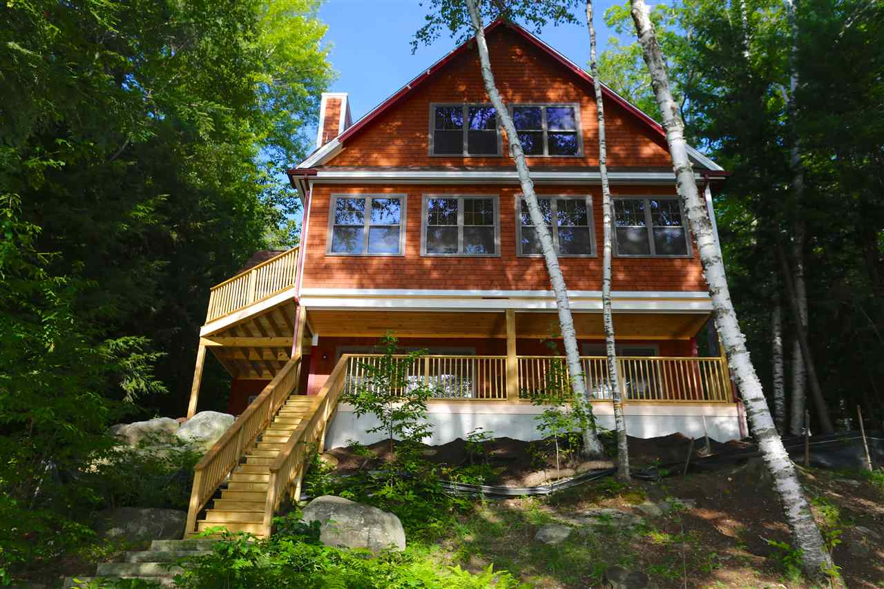 NEWBURY NH Lake House for sale $$1,195,000 | $625 per sq.ft.