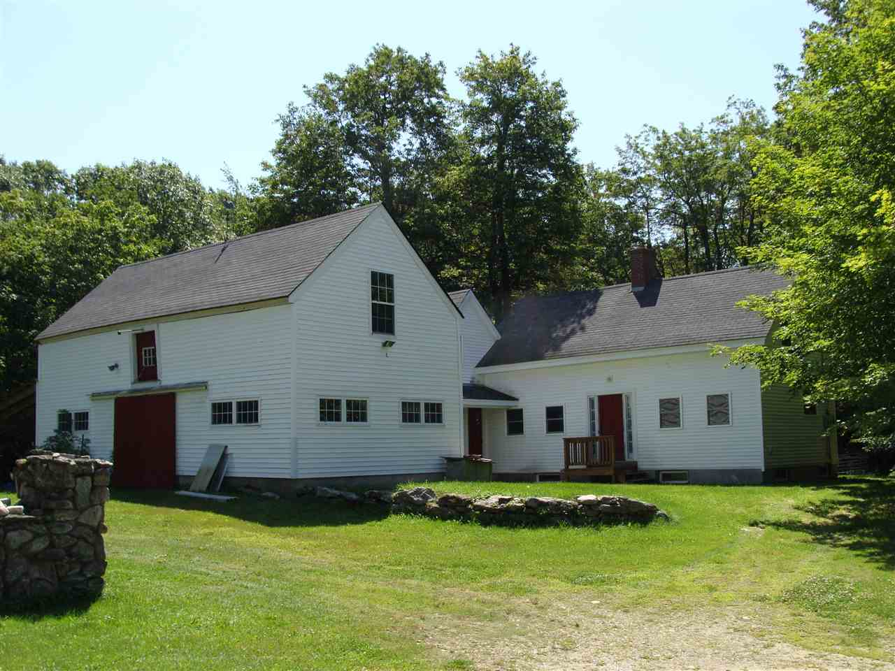 NEW DURHAM NH  Home for sale $349,900