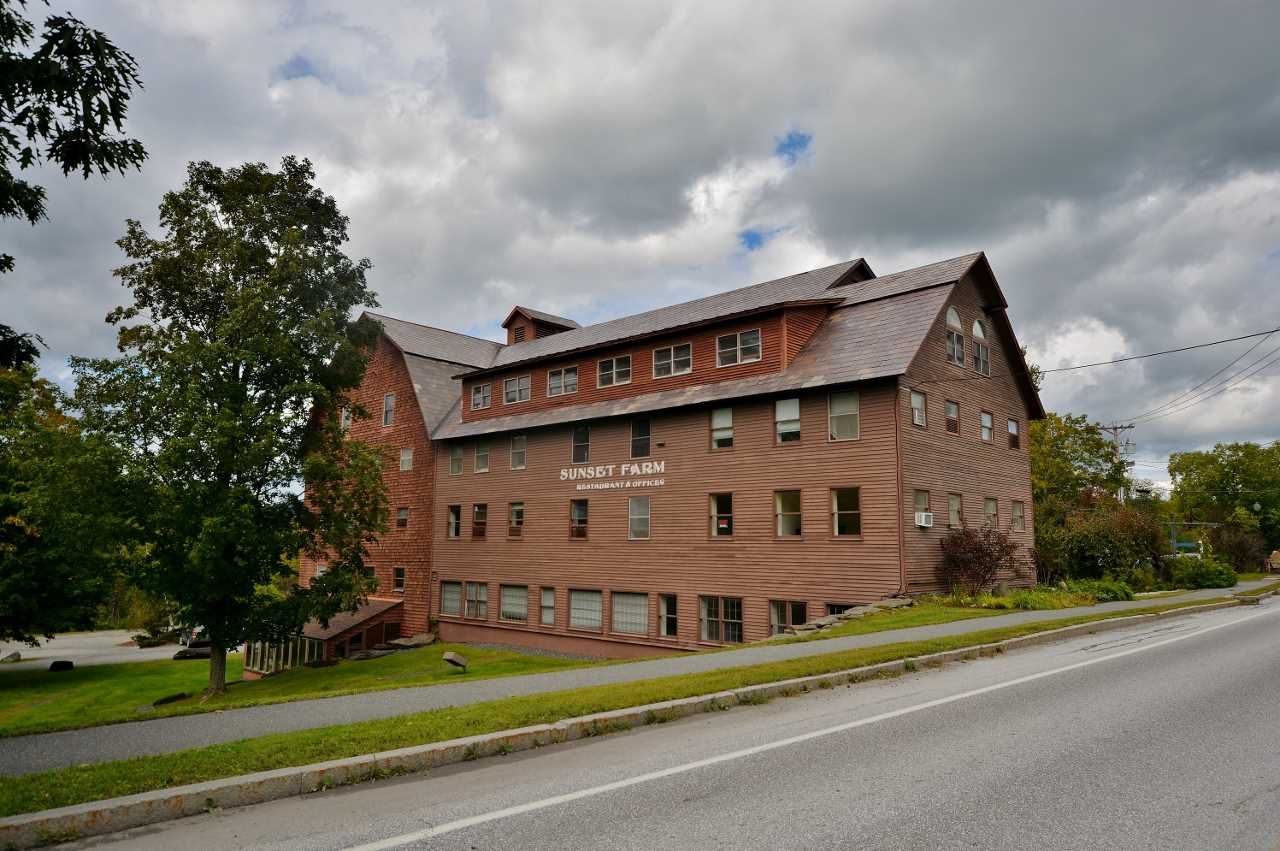 Woodstock VT Commercial Property for sale $List Price is $131,950