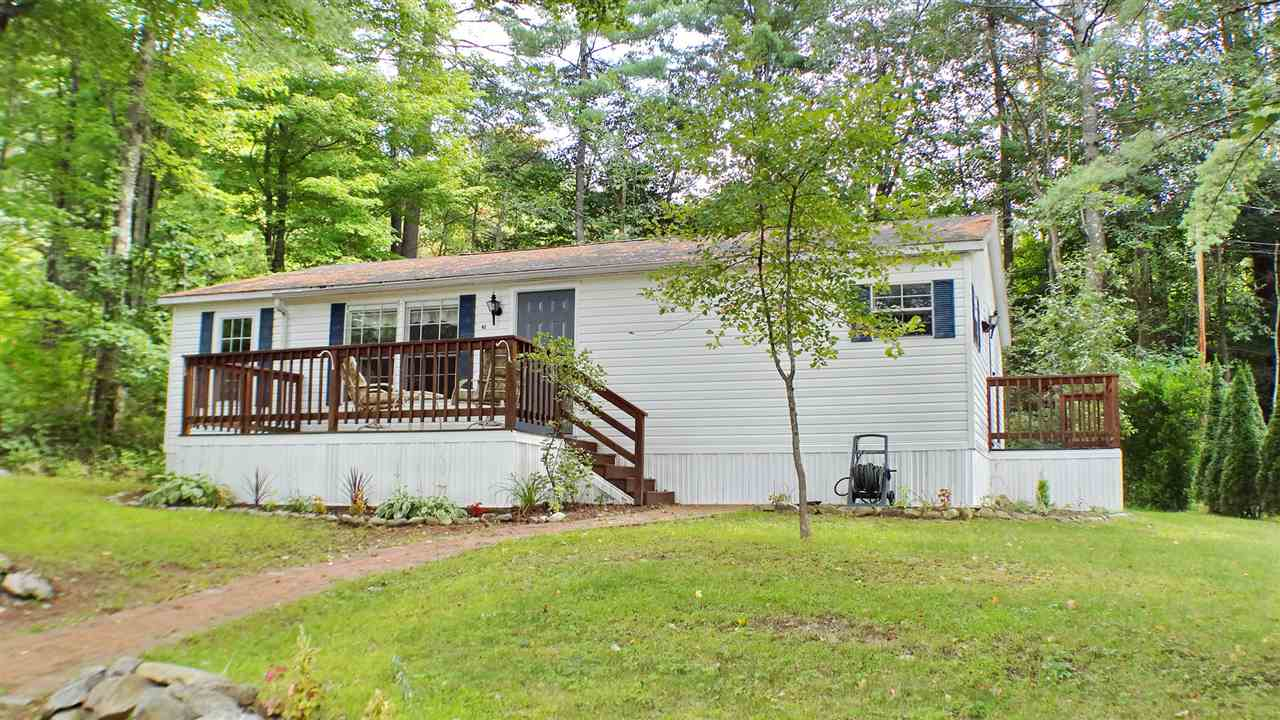 Weare NHMobile-Manufacured Home for sale $List Price is $65,000