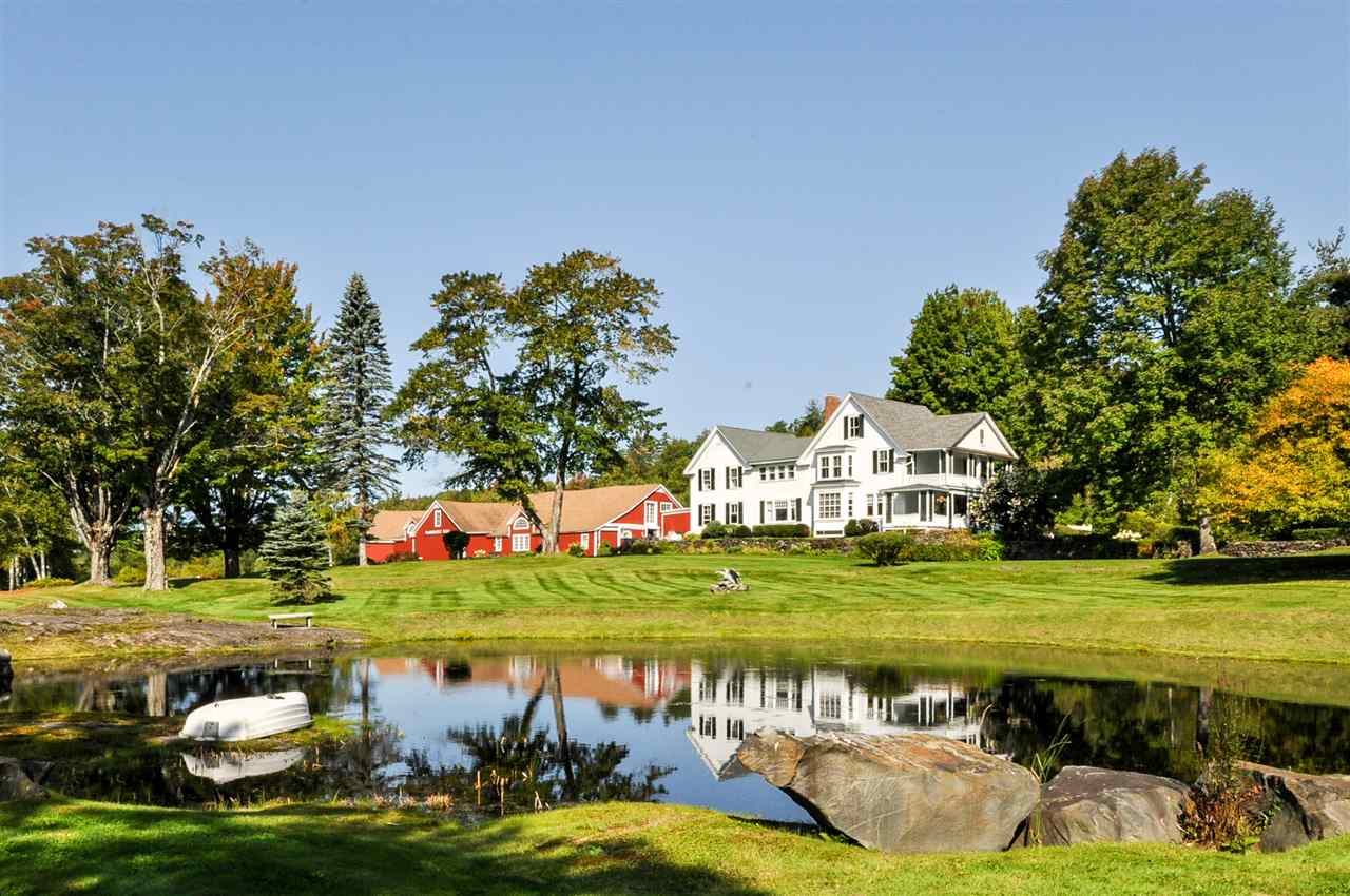 Sugar Hill NH Horse Farm | Property