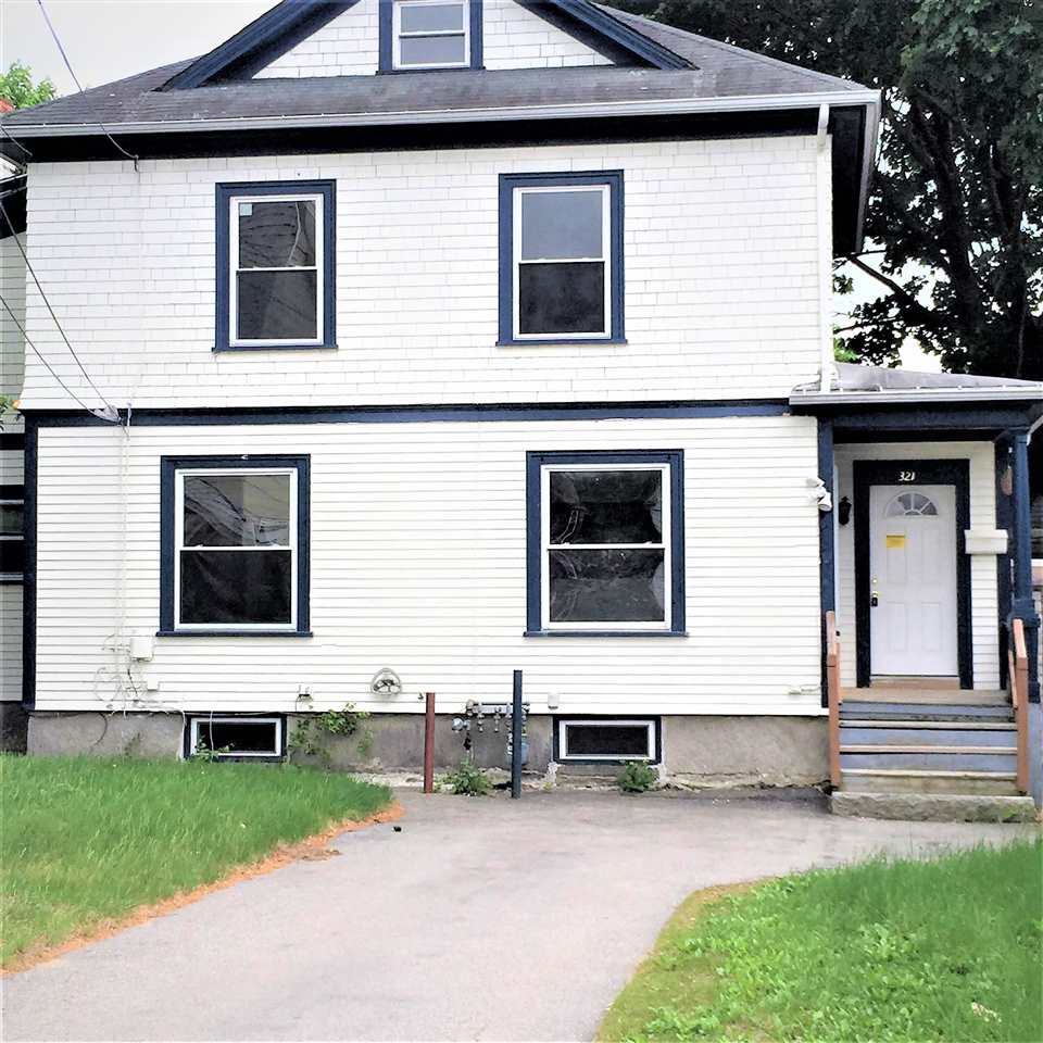 Manchester NHHome for sale $List Price is $130,000