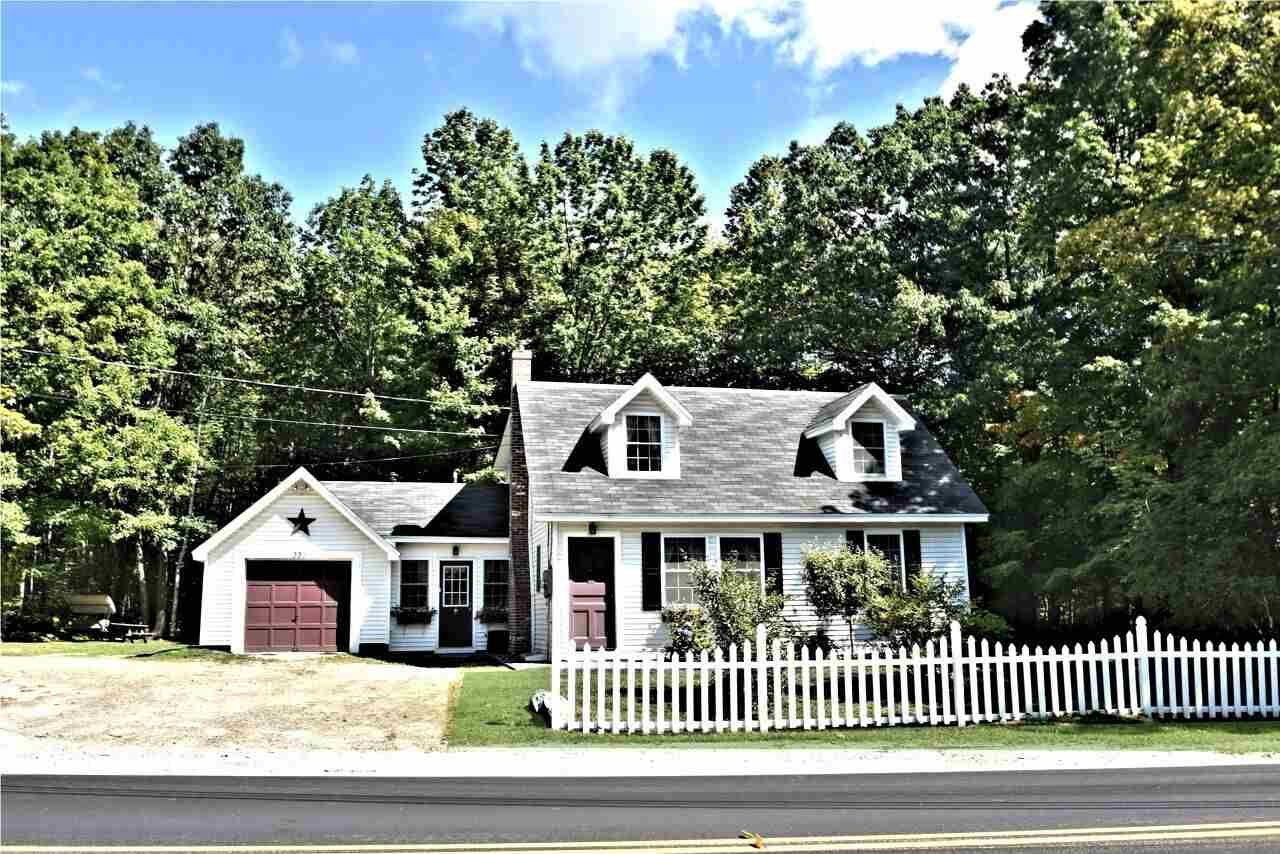 Moultonborough NH Home for sale $$218,000 $133 per sq.ft.