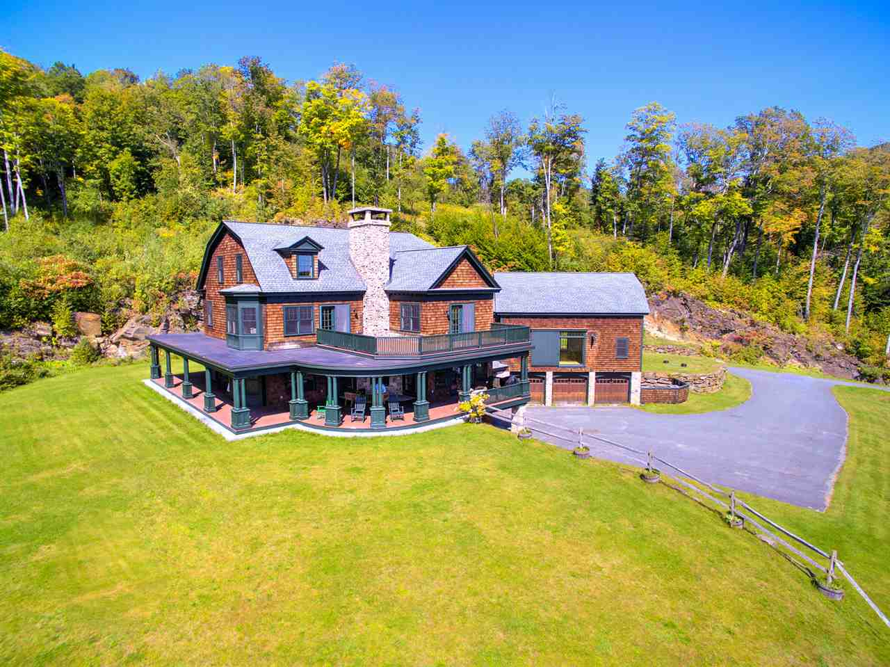 Woodstock VT Home for sale $List Price is $2,950,000