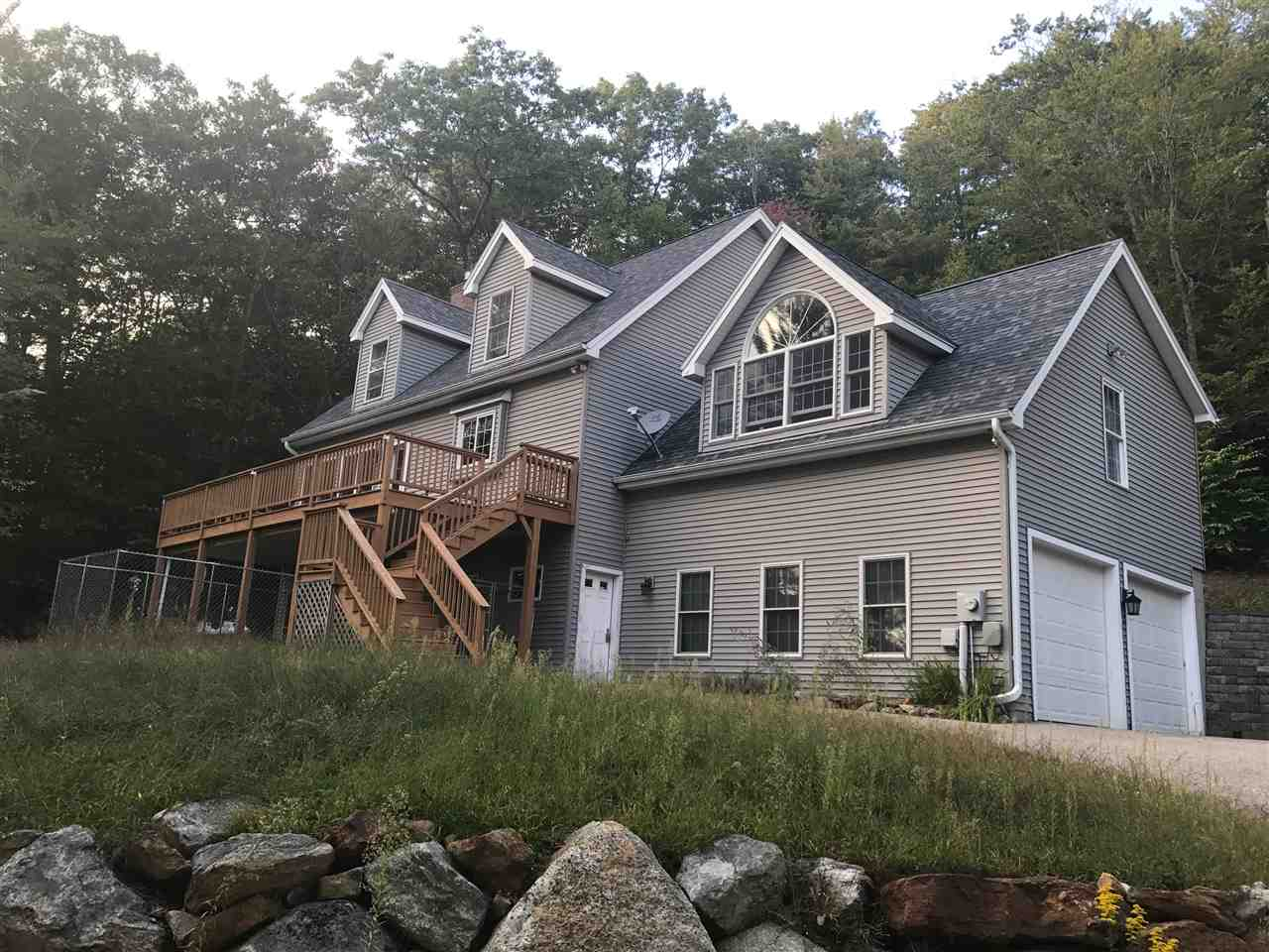 New Durham NH Single Family for sale