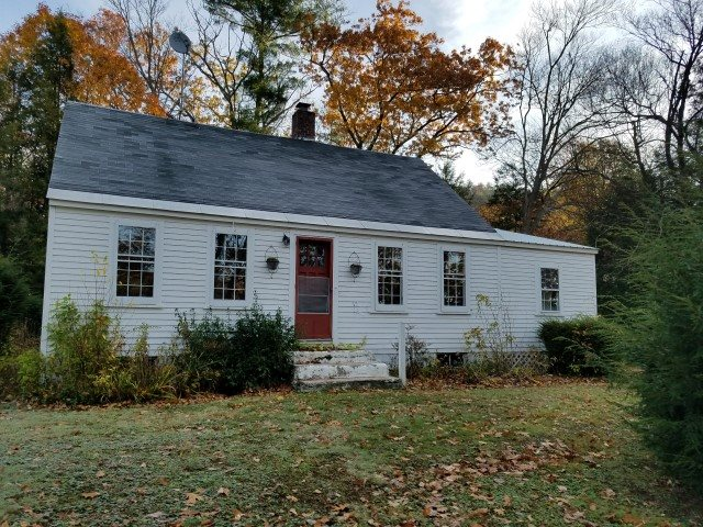 Springfield VT Home for sale $List Price is $78,600